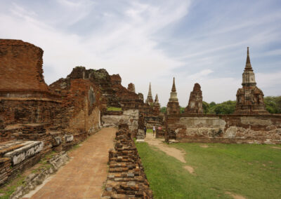 Wat Maha That ruins
